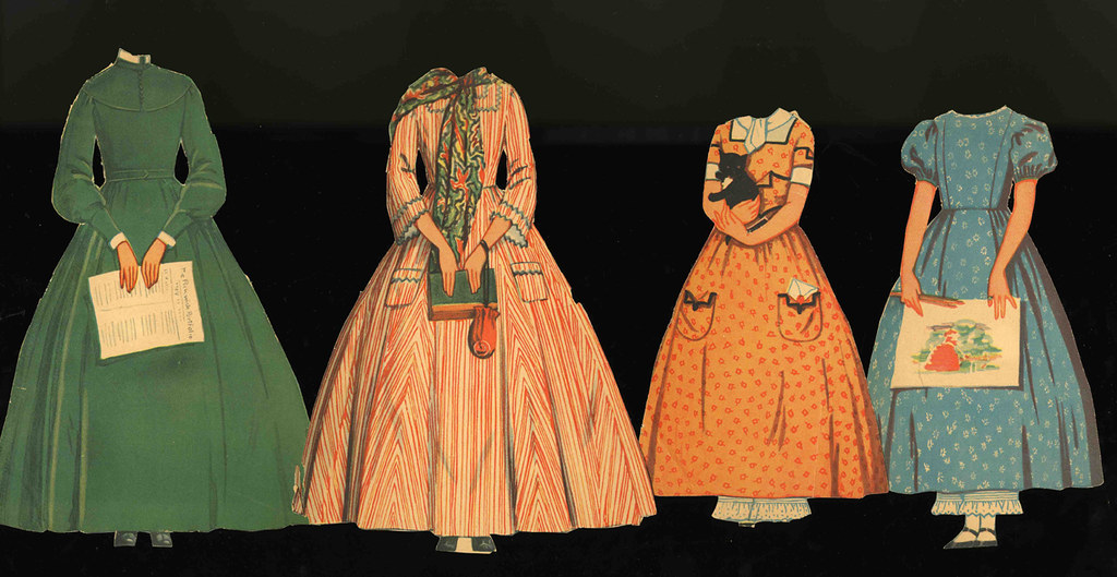Little Women Dresses