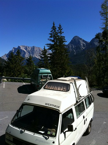 Westy on Tour (2011) - Fernpass | by MAC2214JV