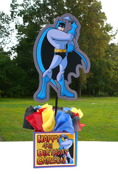 Personalized Batman Bat Man Marvel Comics Super Hero Hero