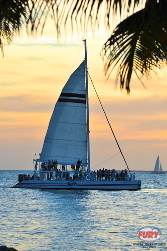 Sunset Sail | by FuryKeyWest