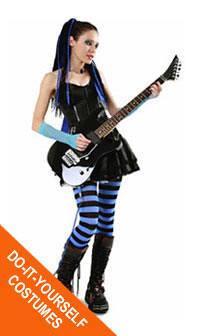 goodwilleasterseals rock star womens goodwill halloween costume by goodwilleasterseals