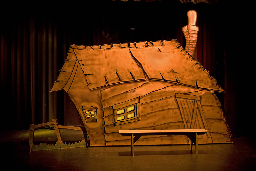 Willy Wonka Jr This Is The Set Design For Charlie