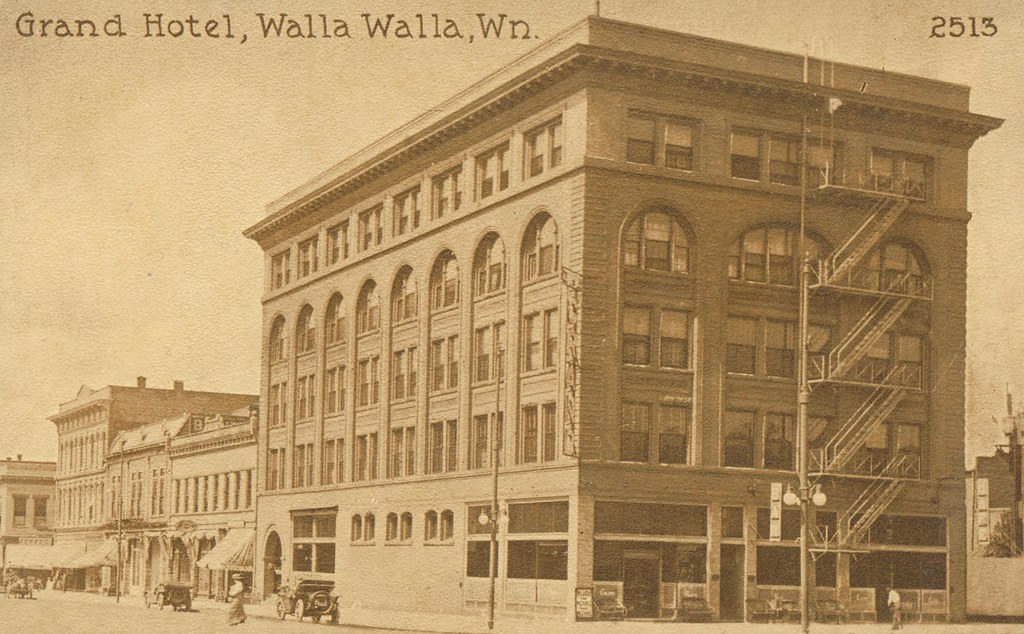 Grand Hotel - Walla Walla, Washington