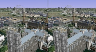 GoogleEarth Westminster Abbey | by Absolute Chaos