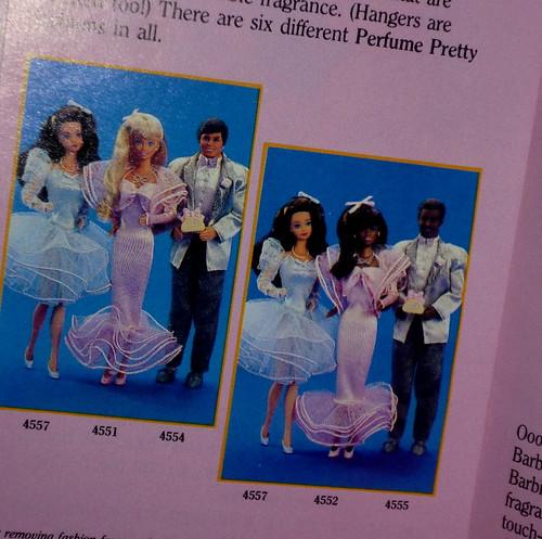 Perfume Pretty Barbie: Barbie Perfume Pretty Book