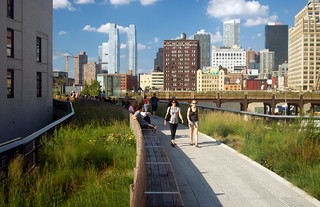 High Line Park New York City | by The City Project