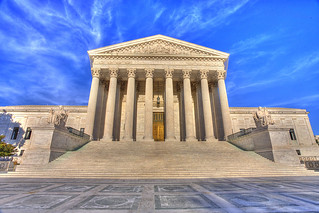 Supreme Court HDR | by MitchellShapiroPhotography