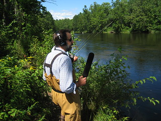 Looking for a Fishing Spot | by WNPR - Connecticut Public Radio
