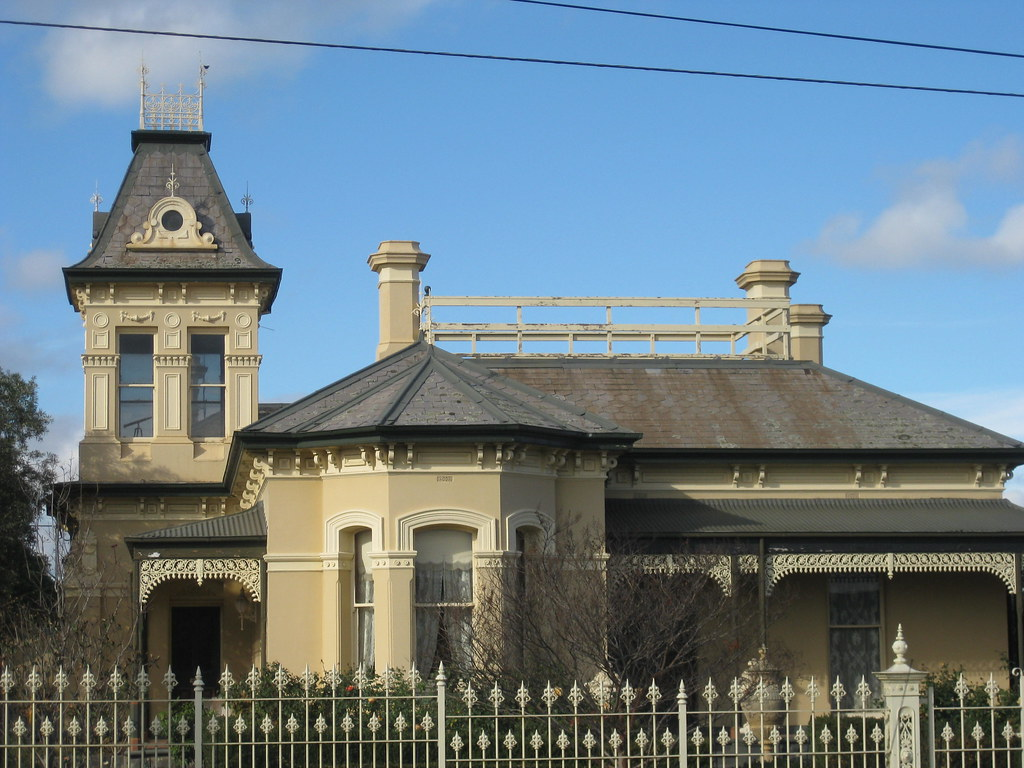 Quot Buckley Manor Quot A Second Empire Style Mansion Essendon