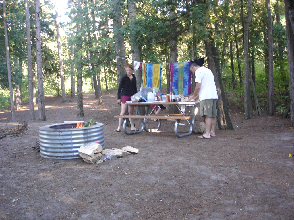 Wilderness State Park Campground Longyoung Flickr