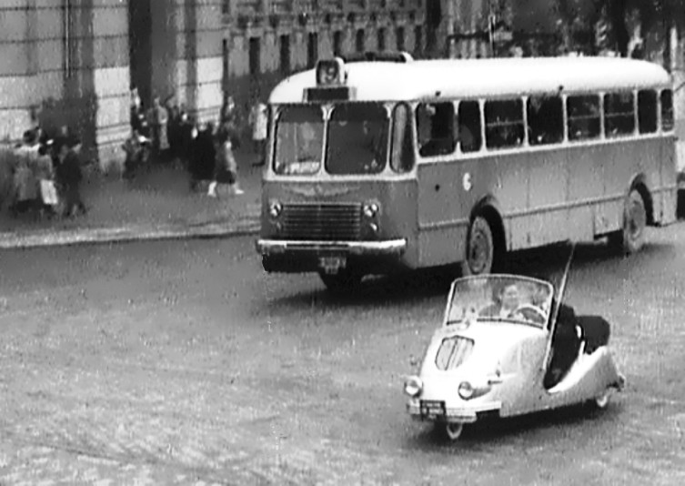 Gaitan Auto Tri 125cc 1953