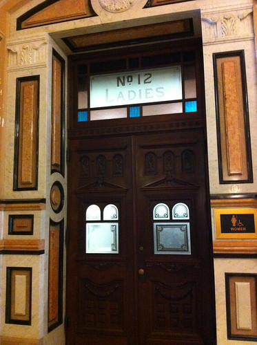 Ornate Ladies' Room at IL Capitol | by lvscoop16