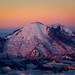 Shrinking glaciers on Washington State's Mount Rainier.   CSC_9492