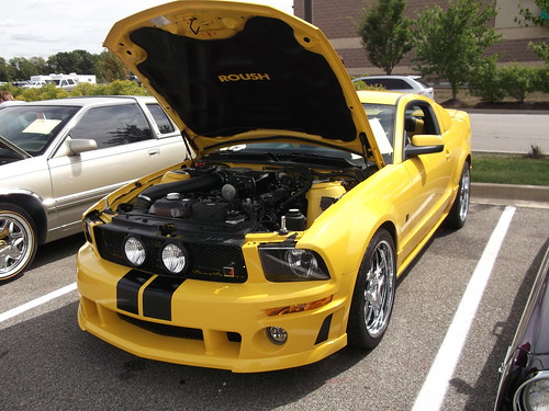 2006 roush ford mustang stage 3 with supercharger 2006. Black Bedroom Furniture Sets. Home Design Ideas