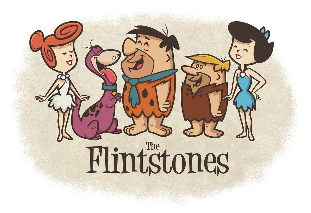 bc52s meet the flintstones theme