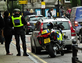 Met Police Traffic Biker | by kenjonbro
