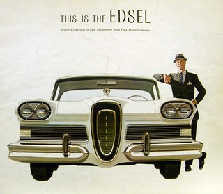 1958 Edsel | by coconv