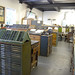 John Jarrold Printing Museum Composing Room