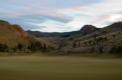 Colorado: In Motion, Somewhere Above Boulder | by Taaalia