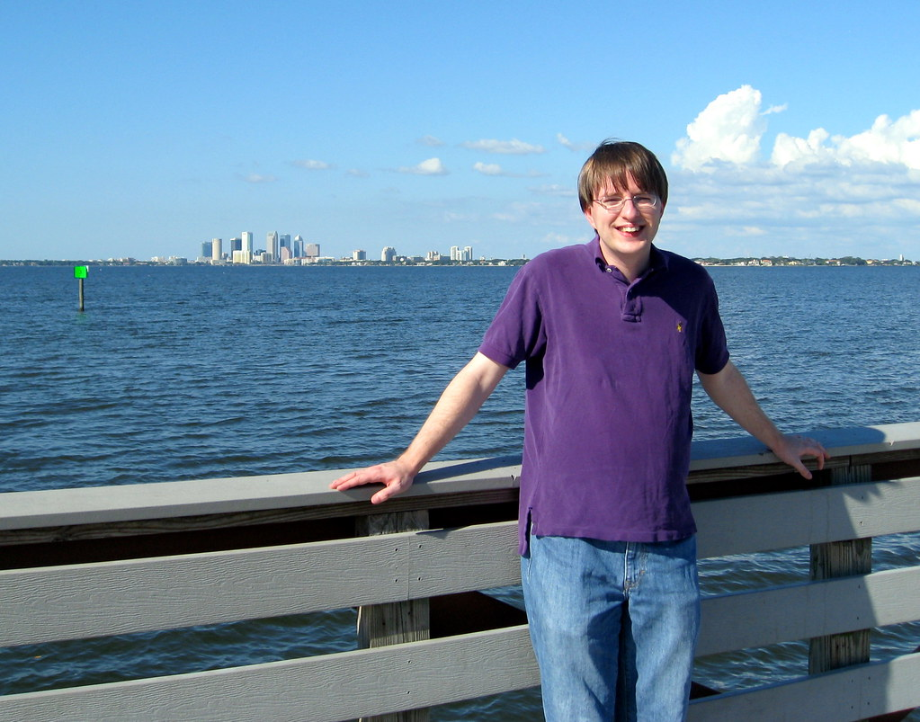 Tampa ballast point park me on fishing pier jared for Tampa fishing piers