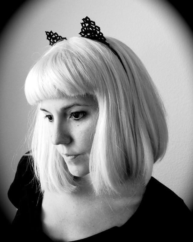 Lace Cat Ears Australia