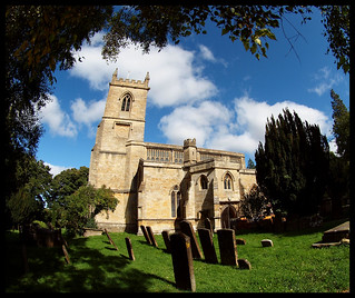 St Mary's Church, Chipping Norton | by kcm76