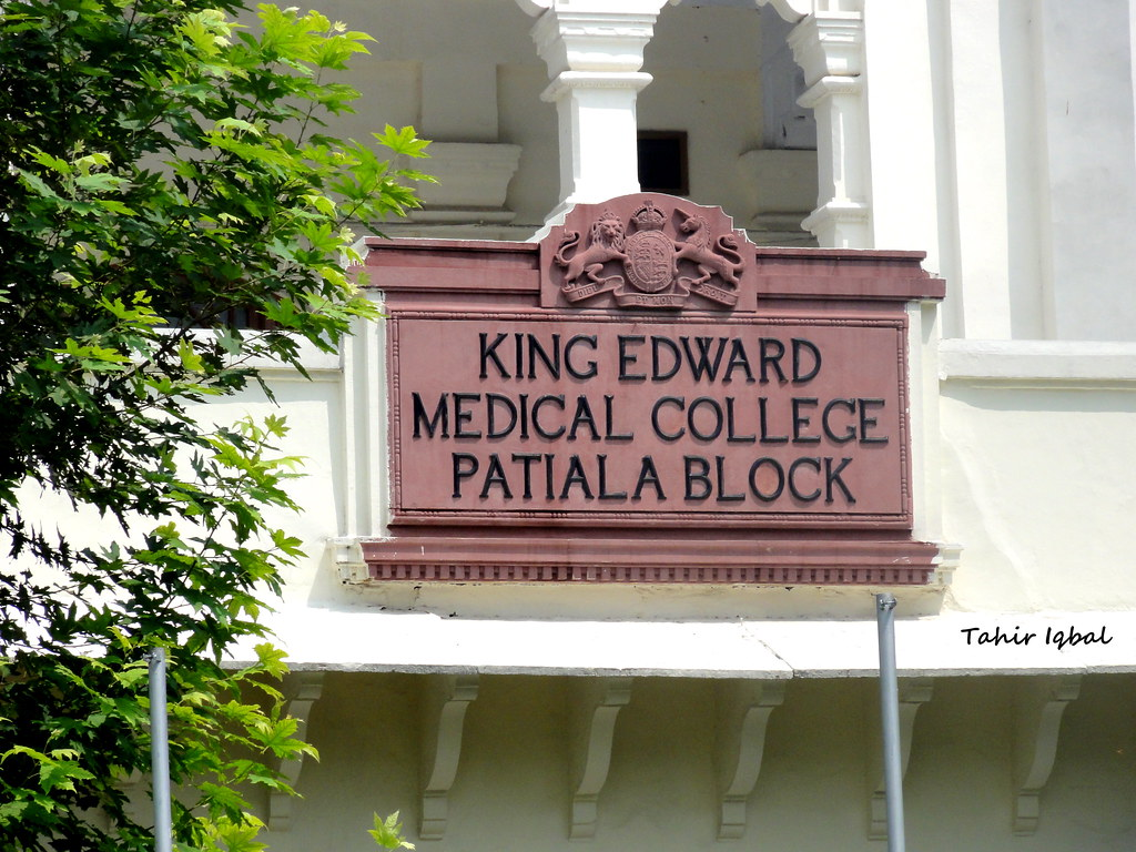 King Edward Medical College (Patiala Block) Lahore 1860 | Flickr