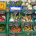 Fresh vegetables in Calvi
