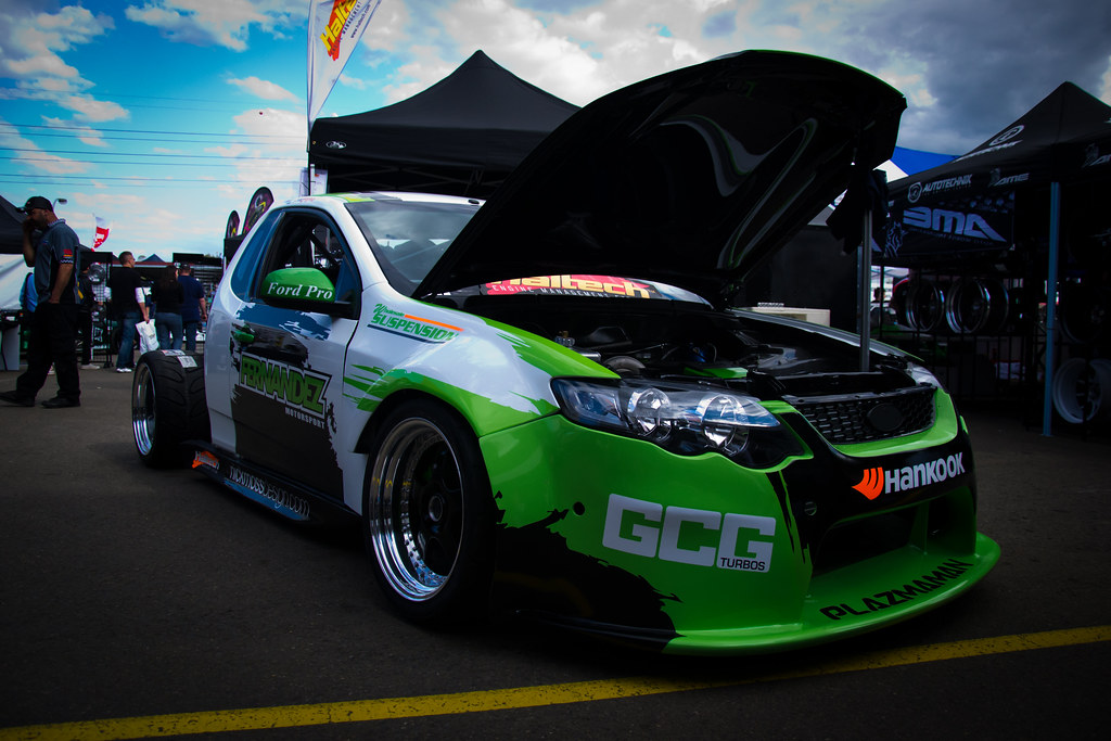 Fernandez Motorsport Xr6 Turbo Ute Fernandez Motorsports