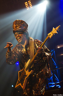 bootsy collins | by Eva Blue
