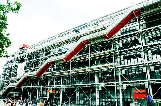 centre pompidou modern museum centre pomp flickr photo