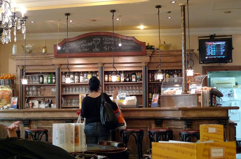 Cafe Mozart, Vienna International Airport | kitchener.lord | Flickr