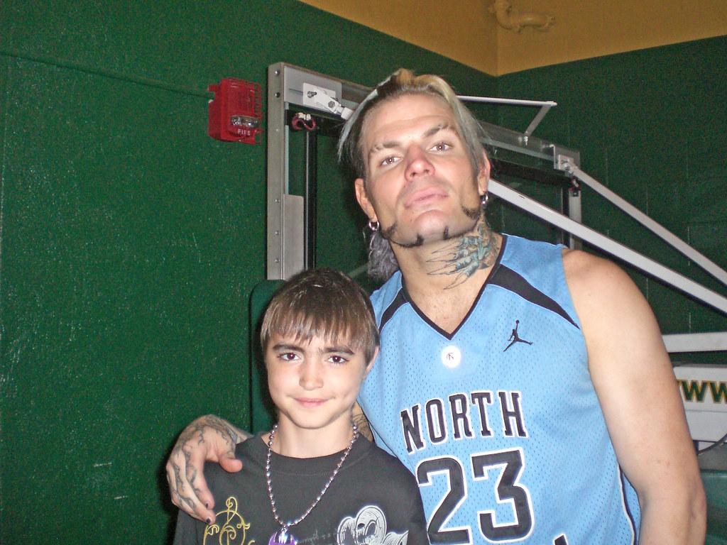 Uncategorized Jeff Hardy Kids brandon meets jeff hardy kids wish network flickr by network