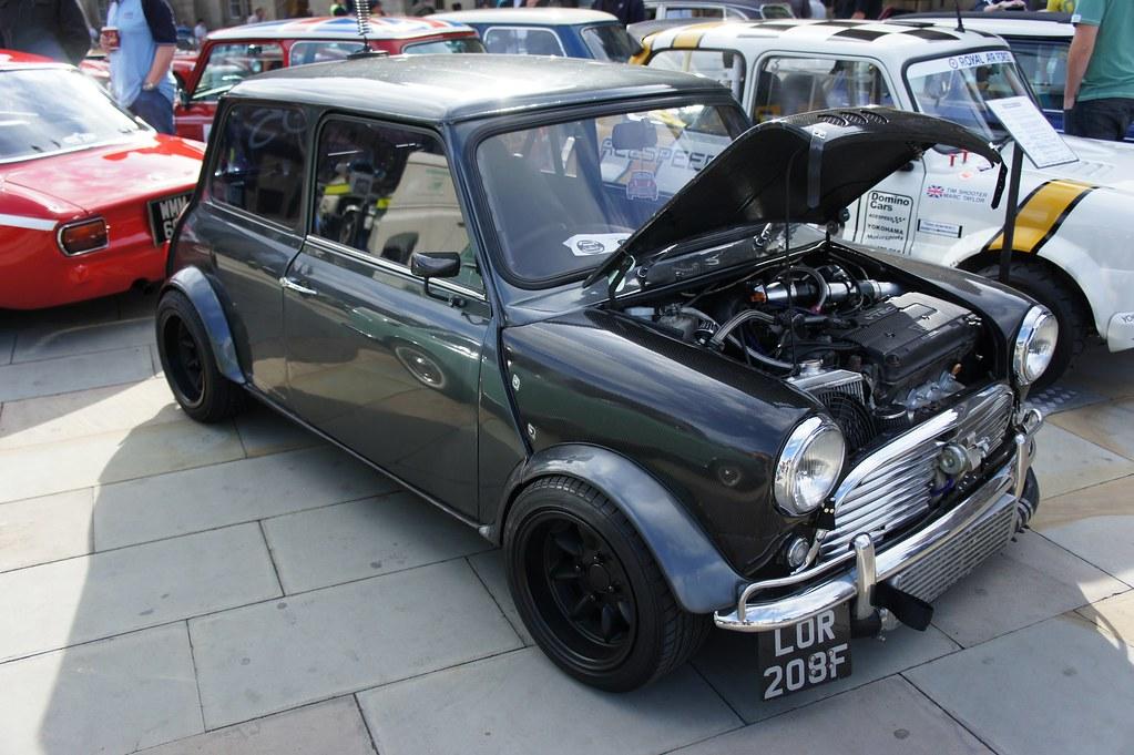 Mini Austin Vtec >> Vtec mini Turbo | Stephen Bright1 | Flickr