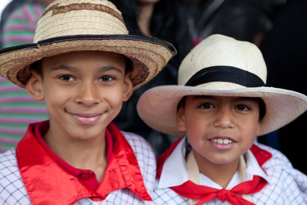 Colombian attire