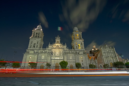 Mexico City Metropolitan Cathedral | by Vladimir Cuevas