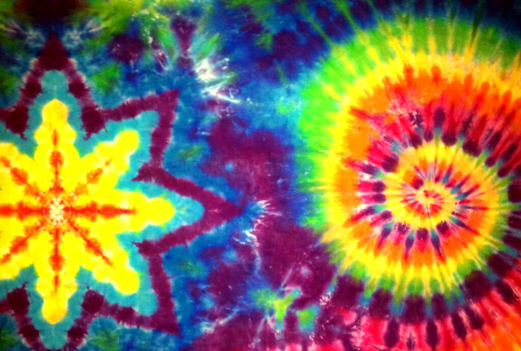 Tie Dye Party Kit Simply Spray Fabric Paint