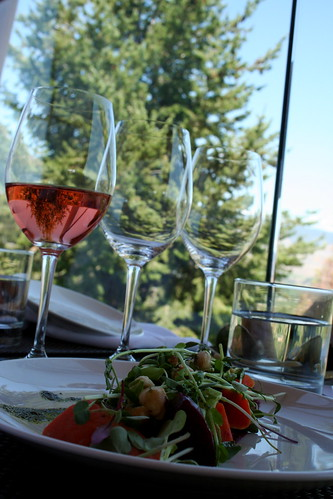 Tinhorn Creek Miradoro Terrace Lunch | by Megan Lawrie Cole