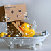 365.40 Danbo's Bath Time