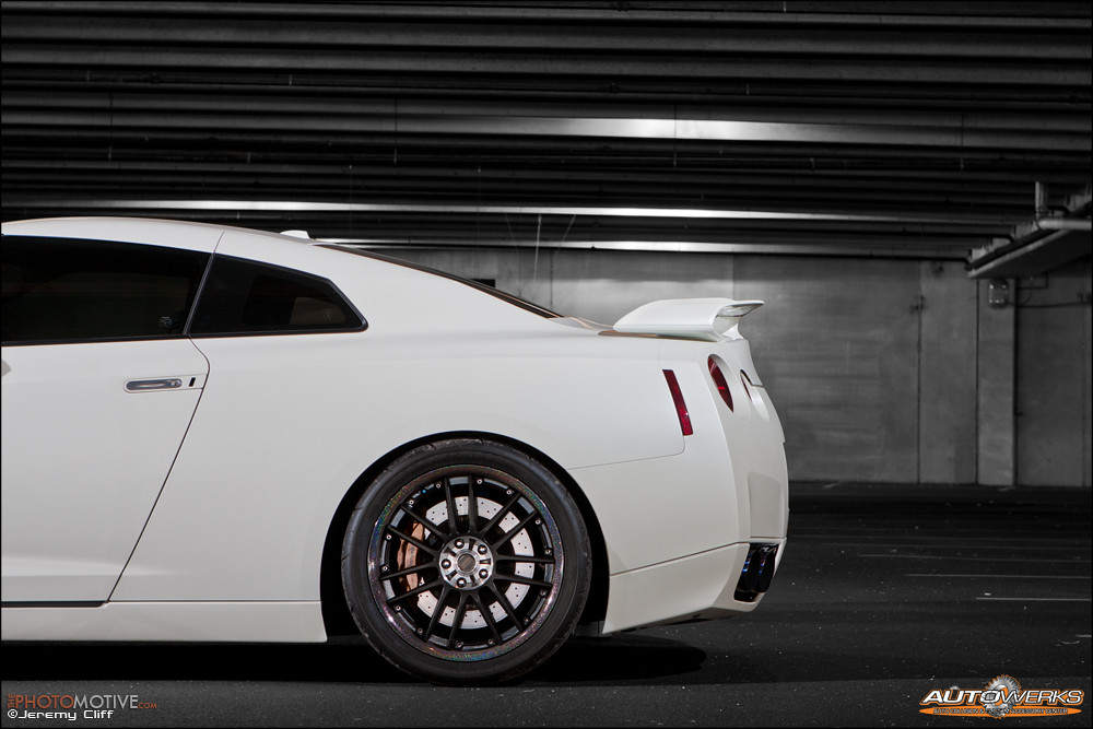 Nissan Skyline Gtr For Sale >> Autowerks Matte Pearl White R35 Nissan GTR   Matte Pearl Whi…   Flickr