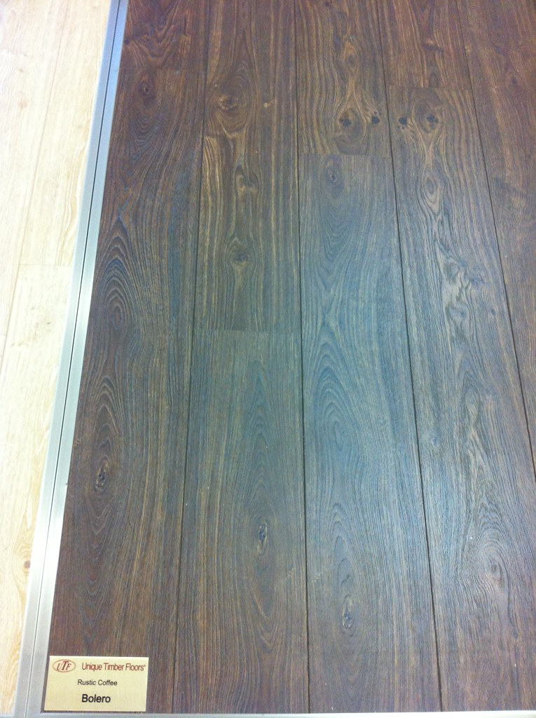 Bolero Flooring Rustic Coffee | thebigbuild | Flickr