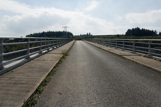 I Was A Bit Surprised By This Bridge Over The M50 From Lehaunstown Road (In Very Poor Condition) To A Field | by infomatique