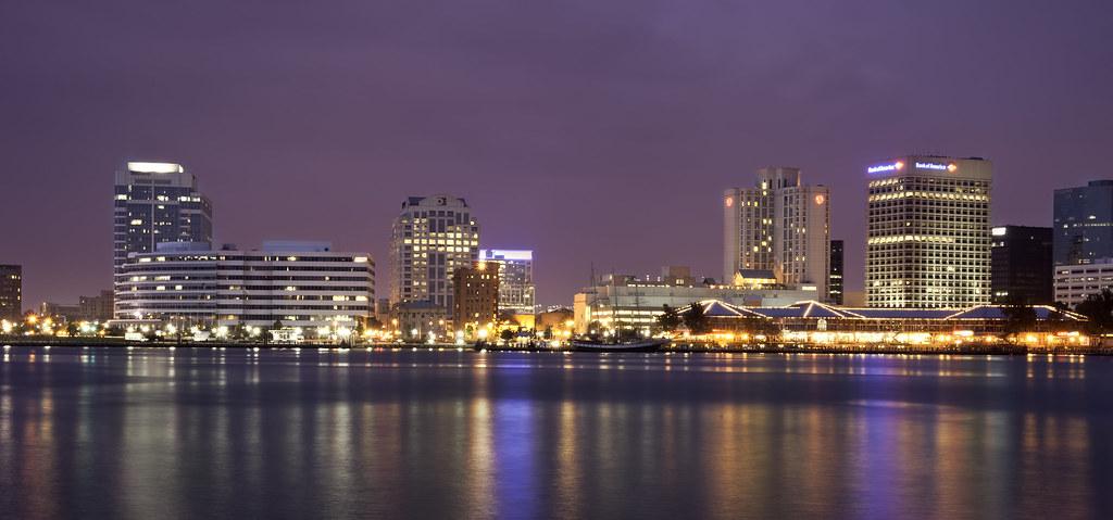 Downtown Norfolk: Downtown Norfolk Waterfront