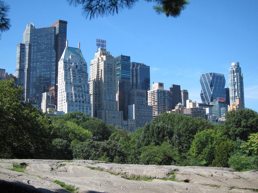 Central Park Views Restaurant