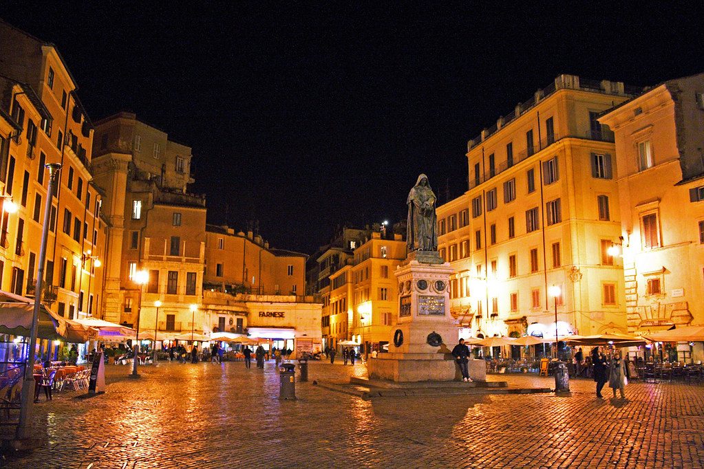 campo de fiori rome nightlife guide - photo#24