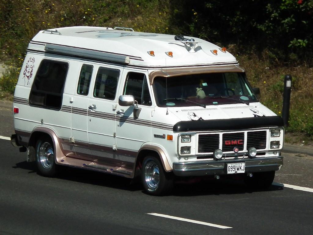 Gmc Camper >> GMC Camper   1990 5.7ltr GMC Vandura 2500 V8 350 cu in Short…   Flickr