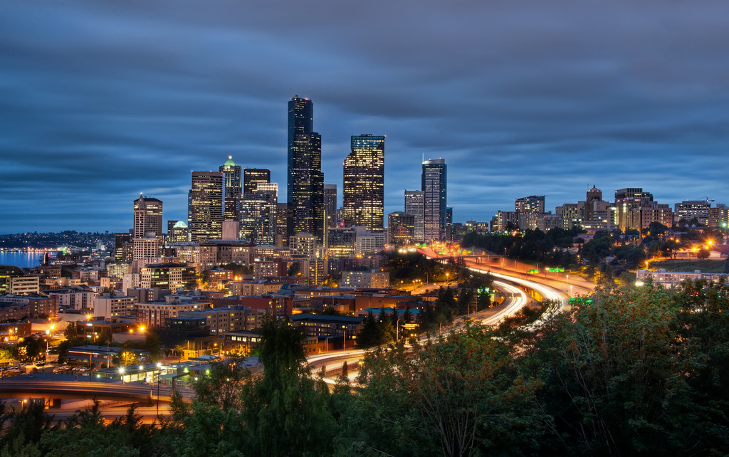 how to get from seattle airport to downtown seattle