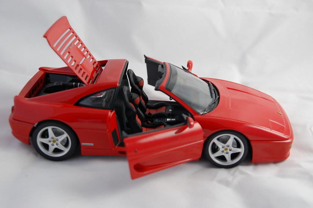 Ferrari F355 Gts Ut Models 1 18 Ferrari F355 Gts Ut