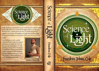 Science of Light Book Cover | by ZDCA Design & Development