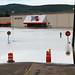 K-mart flooded Endicott 2011